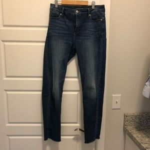 Lucky Brand Hayden Skinny Jean Size 27/4